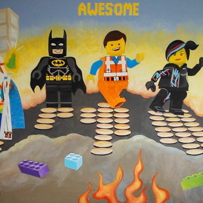 Everything is awesome - Lego movie