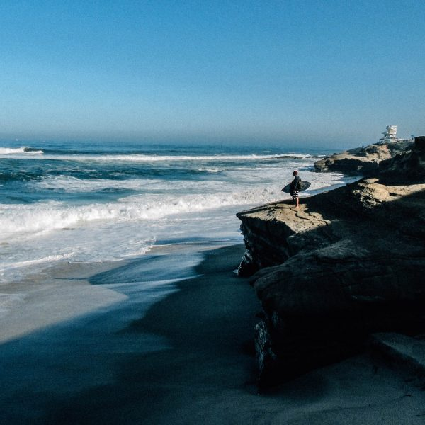 Your wave is waiting - La Jolla, California